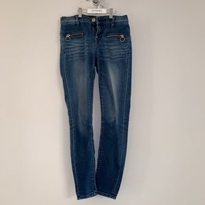 Express Jeans Mid-Rise